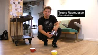 LEGO Mindstorms demonstration