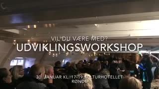 Move for Life - workshop 30. januar p� Kulturhotellet