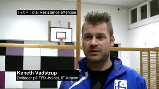 TRX i IF �dalen