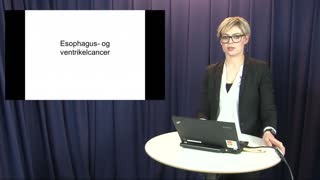 3. Esophagus- og ventrikelcancer
