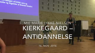 Kiekegaard _ Antidannelse