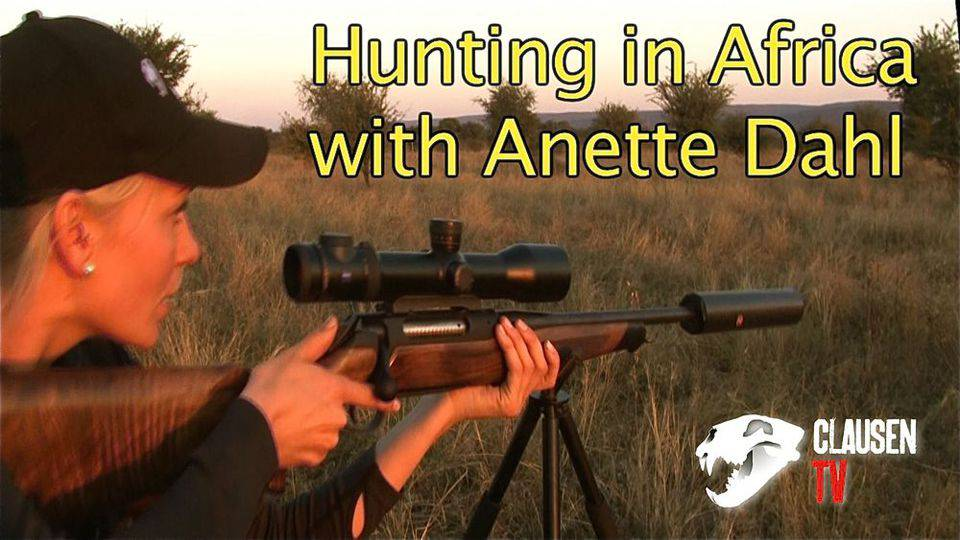 Hunting in Africa with Anette Dahl. Episode 1