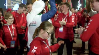 DEN HALVE TIME - SPECIAL OLYMPICS WORLD GAMES 2019