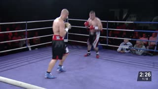 Ditlev 'D-Struction' Rossing vs Viktor Polyakov