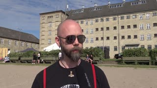 Prison Ink 2018 - interview med Anderson